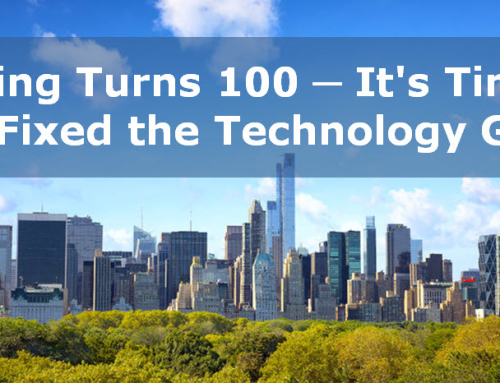 Zoning Turns 100 – It's Time We Fixed the Technology Gap